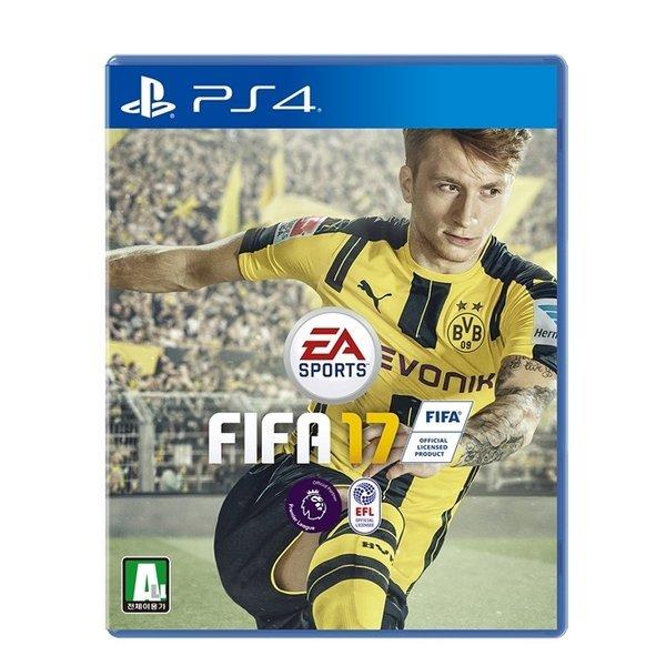 (PS4) 피파17 FIFA17 정식발매/ 중고제품