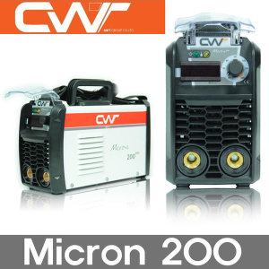 Micron 200 인버터 아크 용접기 4파이 미만 용접 웰딩