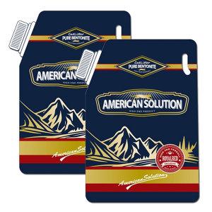 아메리칸 솔루션 로얄레드 9.07kgx2개 / 사은품 증정