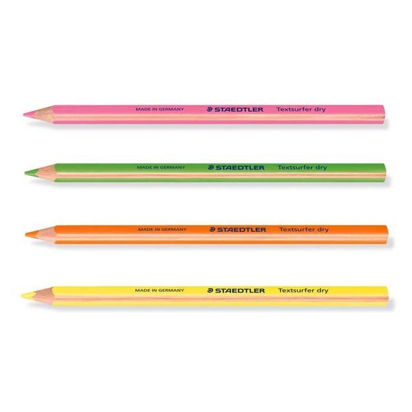 스테들러 텍스트서퍼 형광색연필 128 64