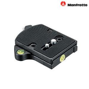 Manfrotto 맨프로토 카메라플레이트 퀵릴리즈 394