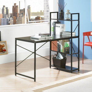 스틸 책상 모음 학생 컴퓨터 일자형 H자형 DIY 서재