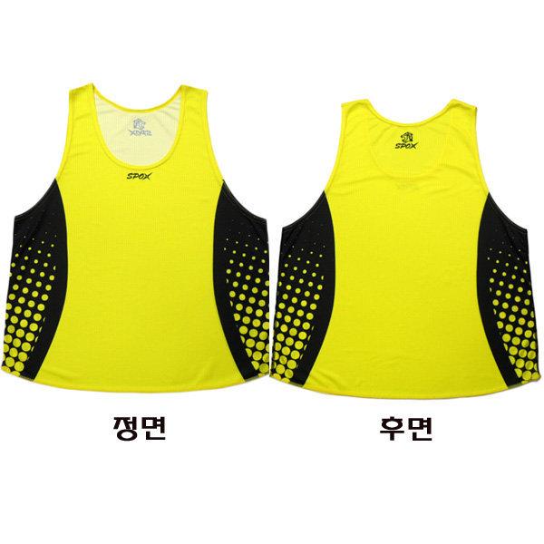 스포엑스 마라톤복(육상복) 상의(나시) 2014-S2