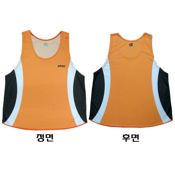 스포엑스 마라톤복(육상복) 상의(나시) 2014-S3
