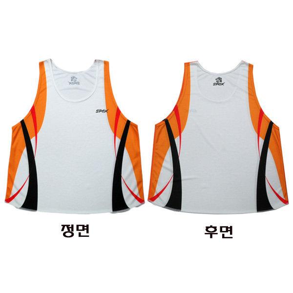스포엑스 마라톤복(육상복) 상의(나시) 2014-S5
