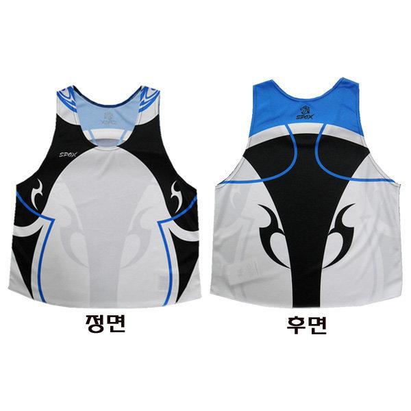 스포엑스 마라톤복(육상복) 상의(나시) 2014-S7
