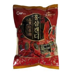 홍삼캔디 300g/고려홍삼캔디/홍삼제리/쿠키유