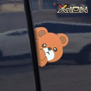 큐트베어 도어가드 캐릭터 문콕방지 쿠션 엑시온YKM
