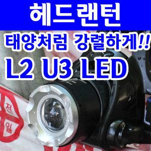 솔라 줌 헤드랜턴 USB 충전식 LED 해드렌턴 해루질