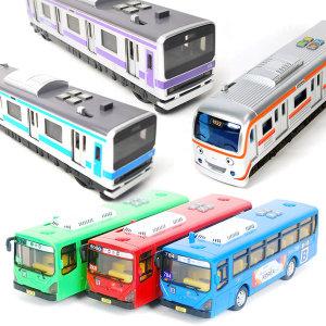 열차 지하철여행 대중교통시내버스/장난감버스기차