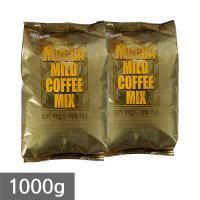 희창 모카마일드 커피믹스 1kg/자판기커피/자판기용
