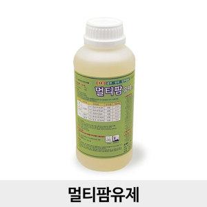 멀티팜유제 1리터 파리 모기강력살충제 분무연막겸용