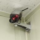 사각 모형 감시 카메라/모형CCTV/모형카메라 /빠른배송