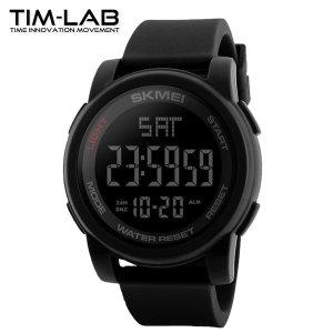 TIM-LAB  남성 스포츠시계 전자손목시계 방수 1257