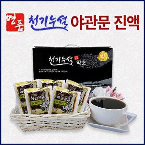 천기누설약초 야관문진액/90ml 60포(야생 특A급 )