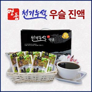 천기누설약초 우슬 진액/(자연산 특A급) 90ml 60포