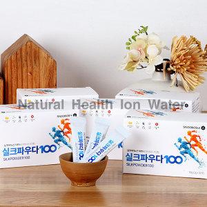 실크파우다100 5박스(150포)/실크아미노산/고급단백질