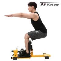 타이탄 스쿼트머신 운동기구 애플힙 최대 250kg