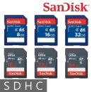 SDHC 8GB 16GB 32GB 64GB 메모리카드스마트폰사용불가