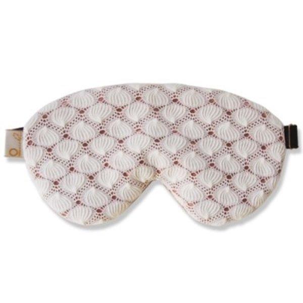 knit(clam) sleep eye mask