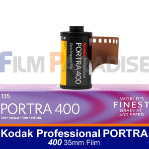 Kodak 코닥 컬러필름 네거티브 포트라400/36-21년06월