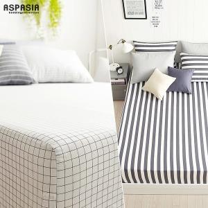 국내산 디자인 매트리스커버/면 매트커버/침대커버