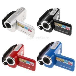휴대용 캠코더 HD 8x 디지털 비디오 카메라 레코더DVR