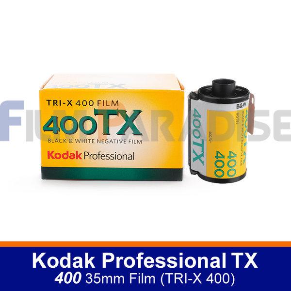 Kodak 코닥 흑백필름 400TX 400/36 Tri-X-18년11월