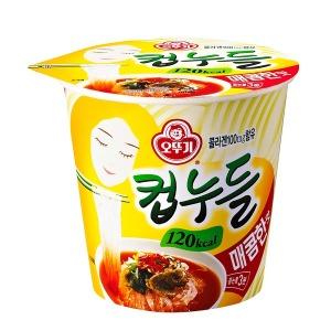 컵누들 매콤한맛 37.8g