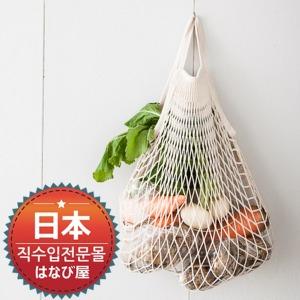 (일본직수입)메쉬망에코백/숄더백/메쉬백/망사백/망백