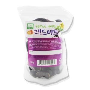 친환경 건조 레드비트(150g)/비트차/건비트