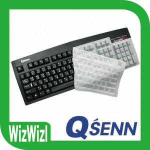 큐센 키보드덮개/키스킨 SWT-1200/GP-K5000/SEM-DT35