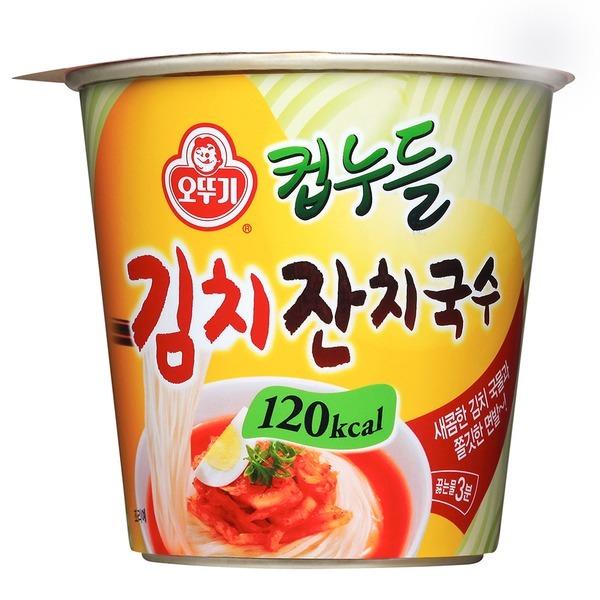 컵누들 김치잔치국수 41g