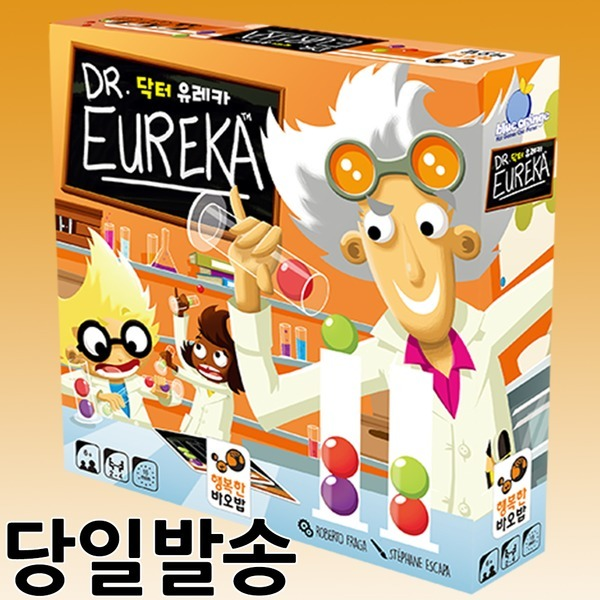 무료배송 닥터유레카 한국어판 보드게임