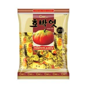 청우 호박엿골드 400g/캔디/과자/사탕/카라멜/캬라멜  - 상품 이미지