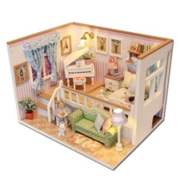 adico  DIY 미니어처 하우스 - 듀플