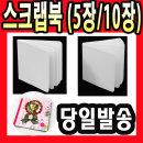 종이 스크랩북 포토 북아트 앨범 성장 북 책 만들기