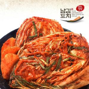 남도김치 100% 국내산 생포기김치 10kg