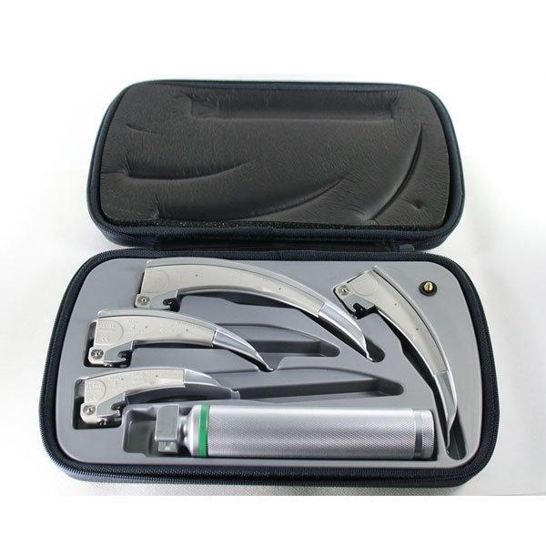 하이네 모듈형 후두경 세트 laryngoscope set F120M