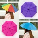 모자형 우산/모자우산/양산/햇빛가리개