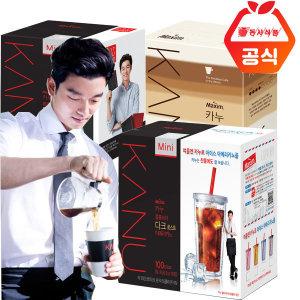 맥심 카누 미니 커피 120T기획/아이스 텀블러/라떼