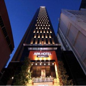 도쿄호텔 아파 호텔 신주쿠 가부키초 타워