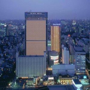 도쿄호텔 시나가와 프린스 호텔