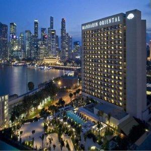 싱가포르호텔 만다린 오리엔탈 싱가포르