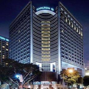|카드할인 10프로| 싱가포르호텔 칼튼 호텔 싱가포르