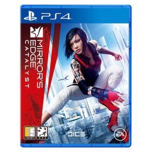 PS4 미러스 엣지 카탈리스트 정발새제품