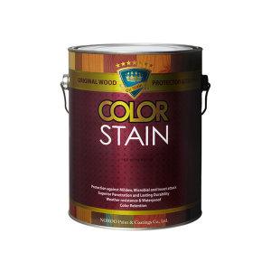 올뉴 칼라스테인 3.5L 조색용 커버업 오일스테인 원목