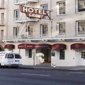 샌프란시스코(CA)호텔 그랜트 호텔