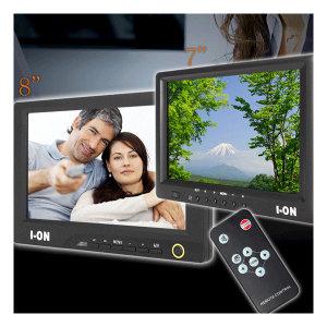 I-ON 릴리풋 7~8인치 HDMI 모니터 (터치/미터치)