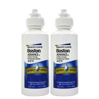 보스톤 보존액 120ml x2개 하드렌즈